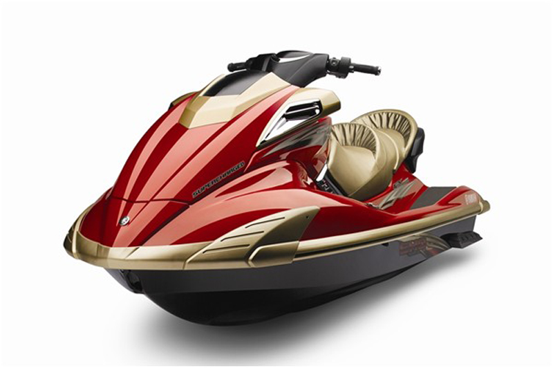 Download Yamaha WaveRunner FX Series repair manual