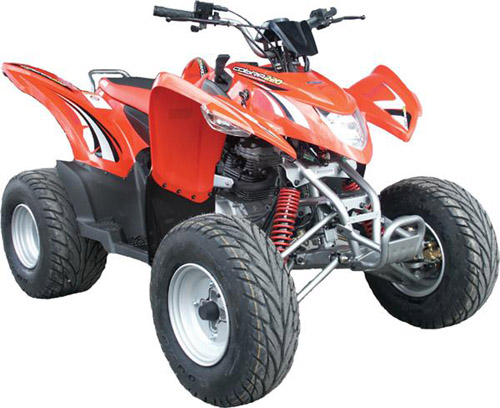 Download Aeon Cobra-220 Atv repair manual