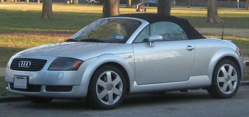 Download Audi Tt repair manual