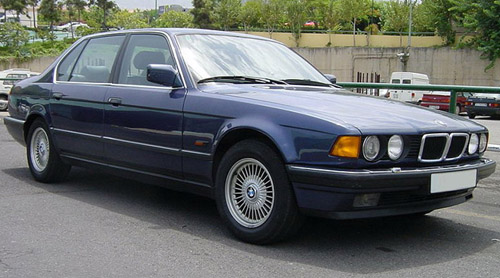 Download Bmw 7 Series E32 repair manual
