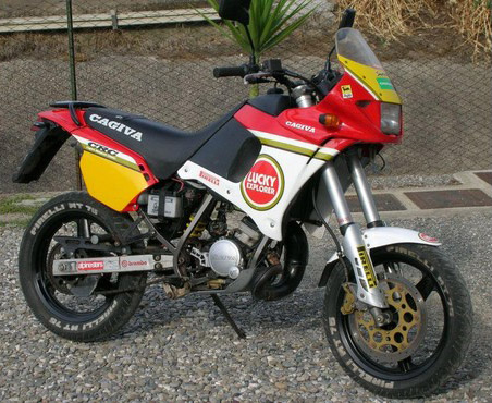 Download Cagiva Super City 50-75 repair manual