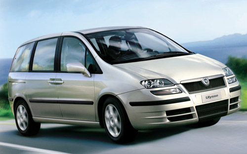 Fiat Ulysse 2002-2010 Service Repair Manual
