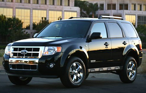 Download Ford Escape Hybrid repair manual