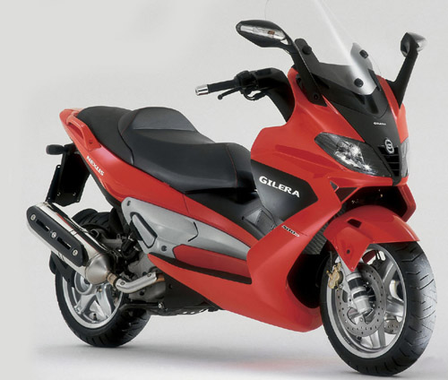 Download Gilera Nexus 500sp Euro-3 Mk2 repair manual