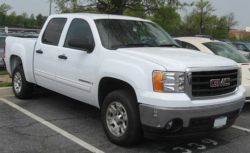 Download Gmc Sierra repair manual