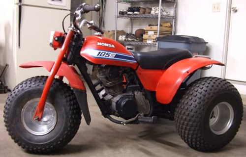Download Honda Atc-185 Atc-200 Atv repair manual
