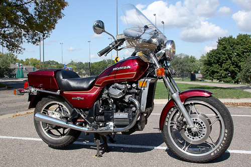 Download Honda Gl500 Gl650 Interstate Silverwing repair manual
