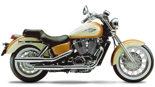 Download Honda Vt1100 Shadow repair manual