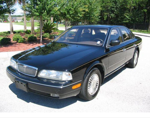 Download Infiniti Q45 repair manual