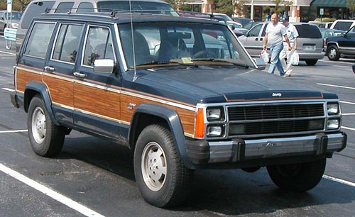 Download Jeep Cherokee Xj repair manual