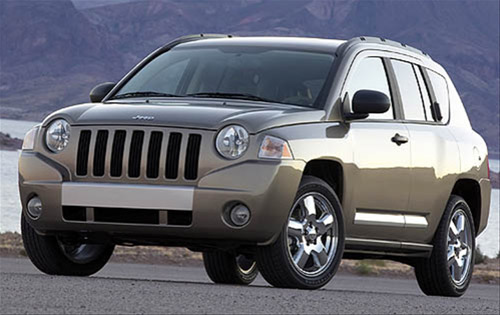 Download Jeep Compass Mk repair manual