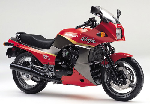 Download Kawasaki Gpz900r repair manual