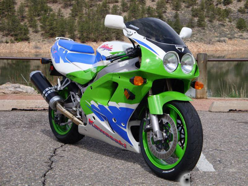 Download Kawasaki Ninja Zx-7 Zxr-750 Zx-750 repair manual