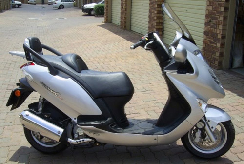 Download Kymco Grand Dink 250 repair manual