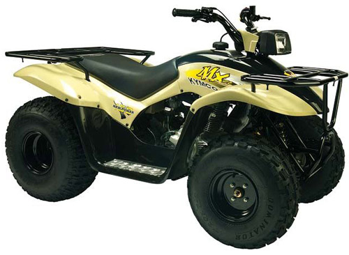 Download Kymco Mxer 125-150 Atv repair manual