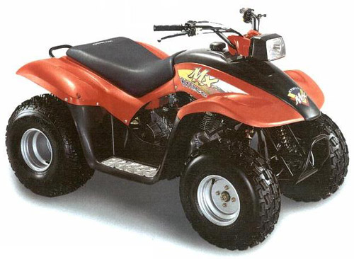 Download Kymco Mxer 50 Atv repair manual