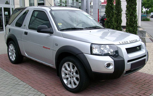 Download Land Rover Freelander repair manual