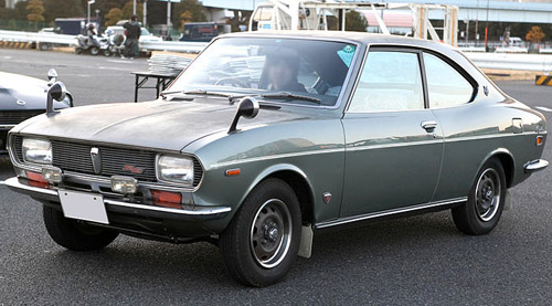Download Mazda Rx-2 616 repair manual