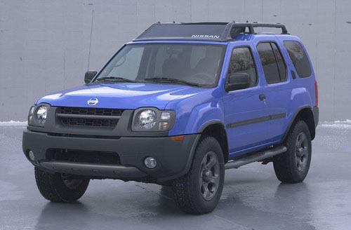 Download Nissan Xterra Wd22 repair manual