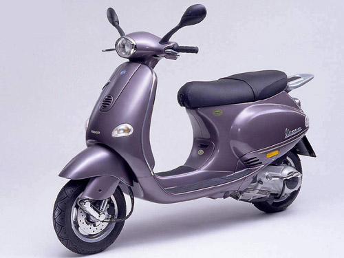 Download Piaggio Vespa Et4-150 repair manual