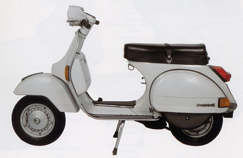 Download Piaggio Vespa Px-150 repair manual