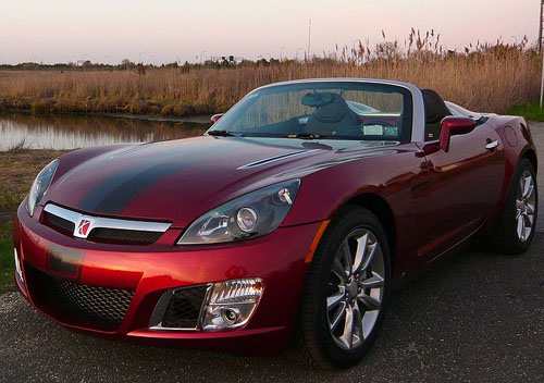 Download Saturn Sky repair manual