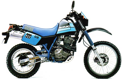 Download Suzuki Dr600s German repair manual