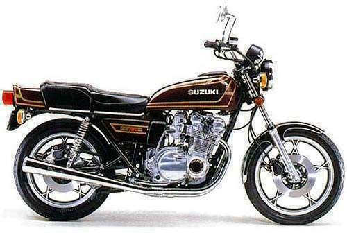 Download Suzuki Gs750 repair manual