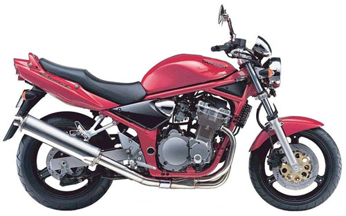 Download Suzuki Gsf-600 Bandit repair manual