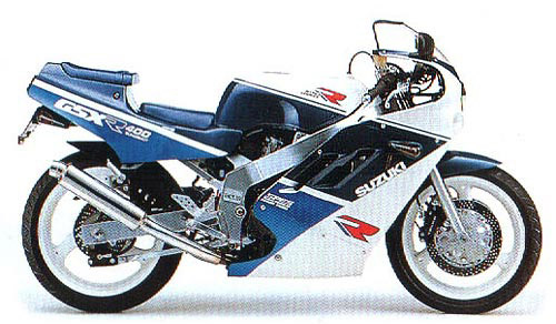Download Suzuki Gsx-R400 Japanese repair manual
