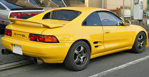 Download Toyota Mr2 repair manual
