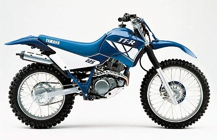 Download Yamaha Ttr-225 repair manual