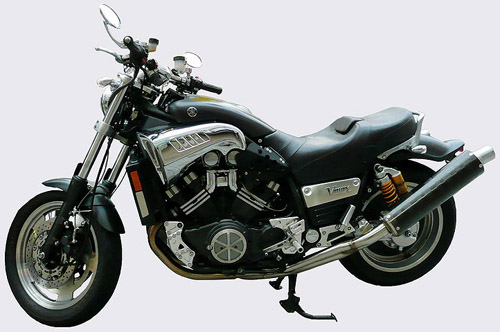 Download Yamaha Vmx12 V-Max 1200 German repair manual