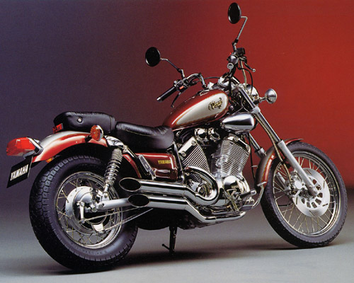 Download Yamaha Xv-535 Virago repair manual